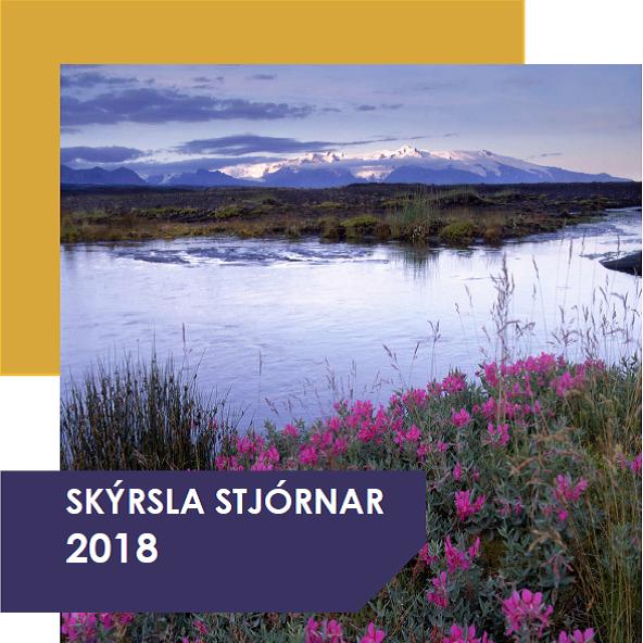 Skýrsla stjórnar og ársreikningur 2017